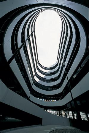 Takasaki Parking Building