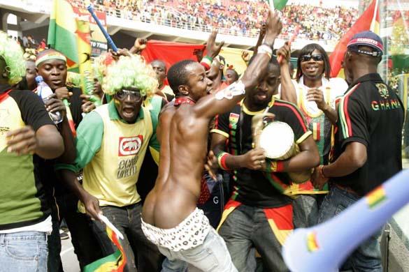 Gay life in ghana