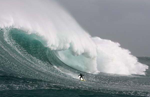 photo de surf 1950