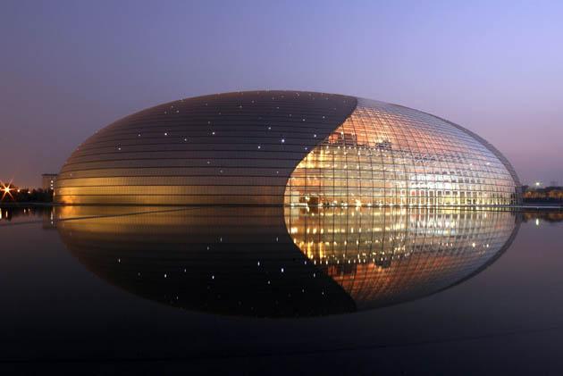 National Grand Theatre Beijing