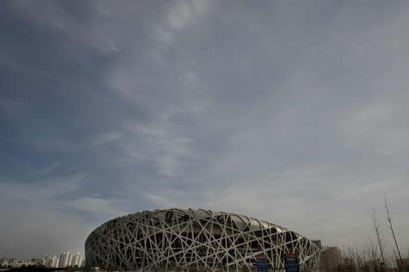 In pictures: Beijing's Olympic architecture | Arts | guardian.co.uk