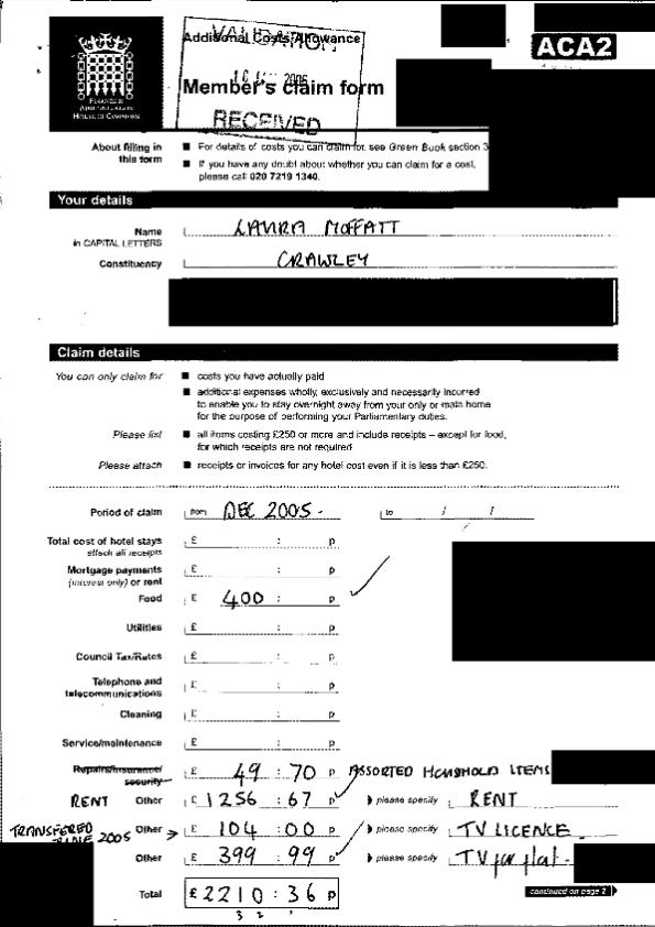 Job Resume Fill Blank