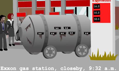 Exxon animation