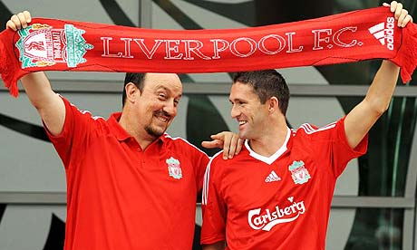 Can Robbie Keane put Liverpool on a level footing with Manchester United and Chelsea?