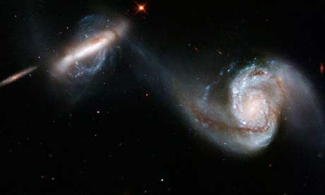 Just a couple of galaxies out of the billions out there