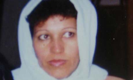 Leila Hussein, who was murdered in Iraq