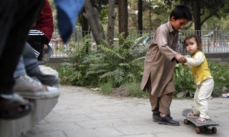kabul skateboarding