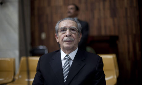 Guatemala's Ríos Montt Genocide Conviction: Omen for US Presidents and Their Assassins