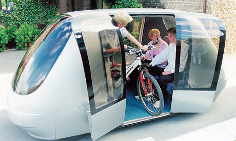 Personal Rapid Transport from Advanced Transport SystemsPersonal Rapid Transport from Advanced Transport Systems