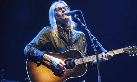 Aimee Mann performs at the Royal Festival Hall, London, Britain - 28 Jan 2013