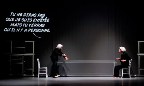 3D dance: M et Mme Rêve (Mr and Mrs Dream).