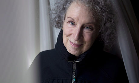 Margaret Atwood in Toronto, Canada in 2012.