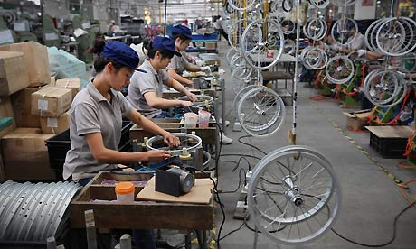 Image result for bicycle factory in china