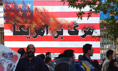 us diplomatic relationship with iran