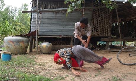 gender violence cambodia