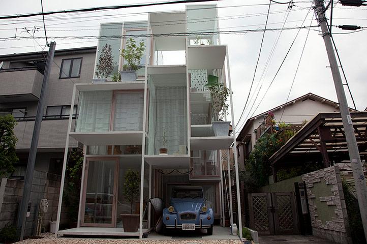 Sou Fujimoto: House NA