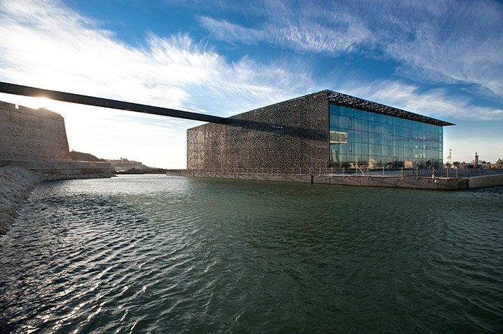 The MuCEM: Museum of Civilisations of Europe and the Mediterranean