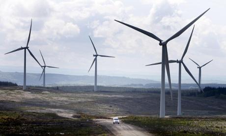 Wind turbines: