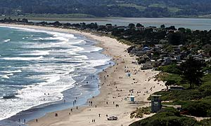 Stinson Beach, San Francisco, California